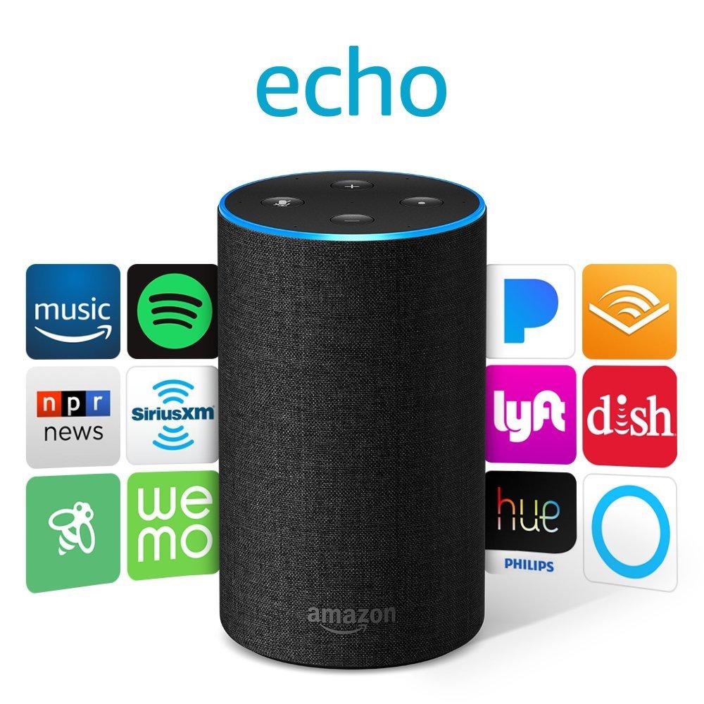 Динамик Amazon Echo