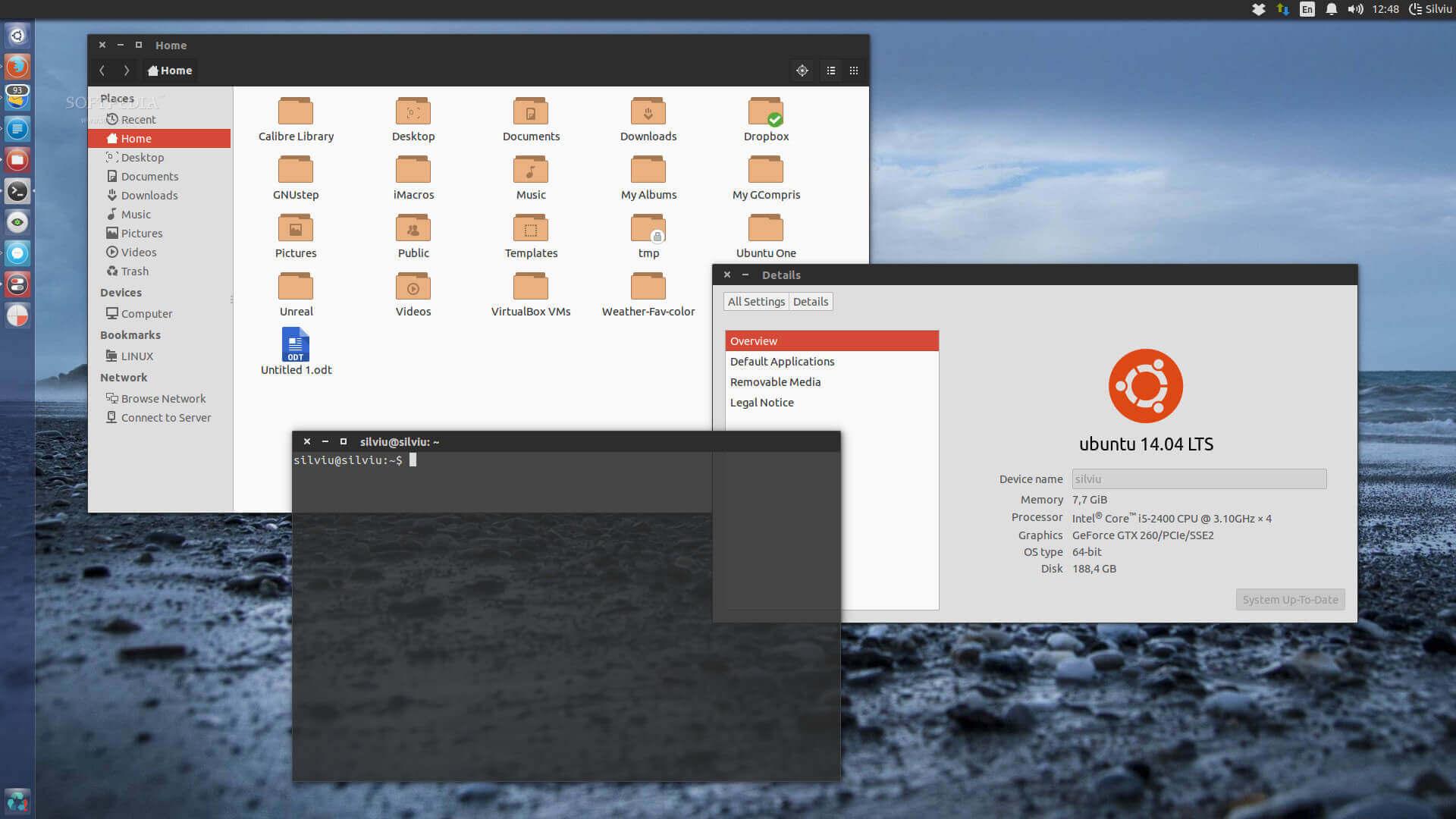 Запуск Linux на хромбуке