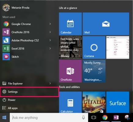 Как добавить дополнительный столбец в меню «Пуск» в Windows