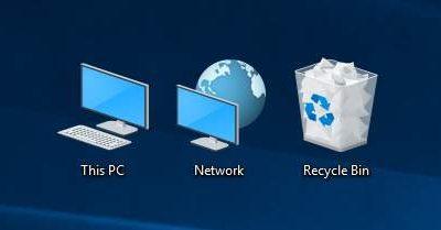 Как изменить размер ярлыков в Windows 10