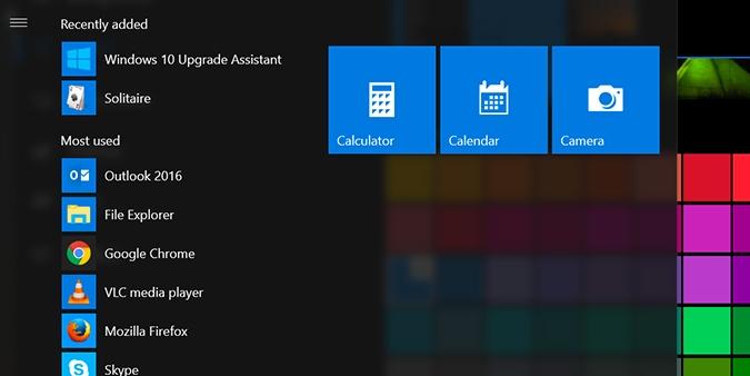 Как отключить эффекты прозрачности в Windows 10