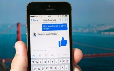Как читать сообщения в Facebook Messenger без уведомления отправителя о прочтении