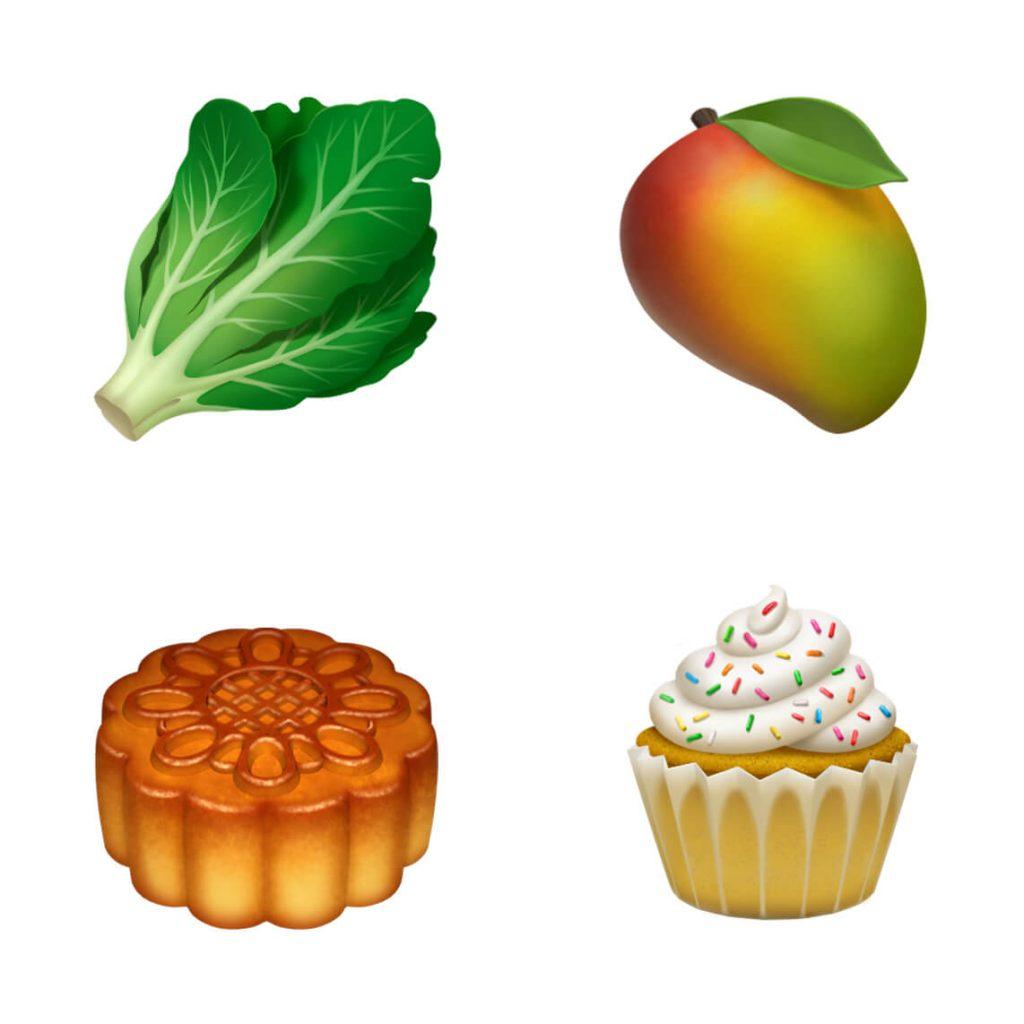В iOS расширен набор эмоджи