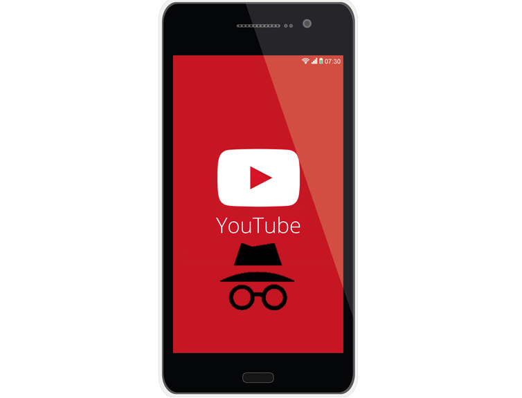 Режим инкогнито YouTube: как его использовать