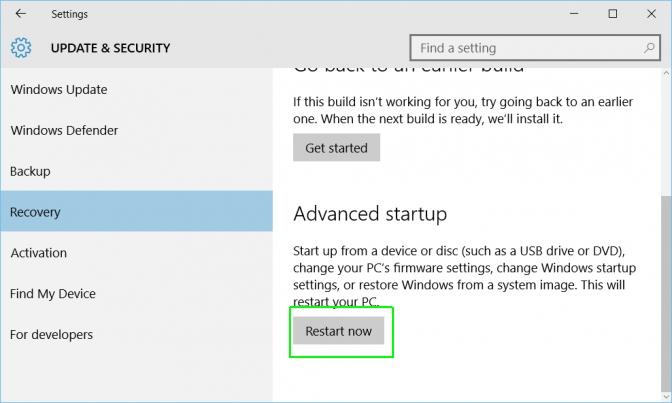 Как получить доступ к BIOS на ПК с Windows 10