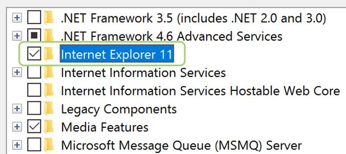Как полностью отключить Internet Explorer в Windows 10