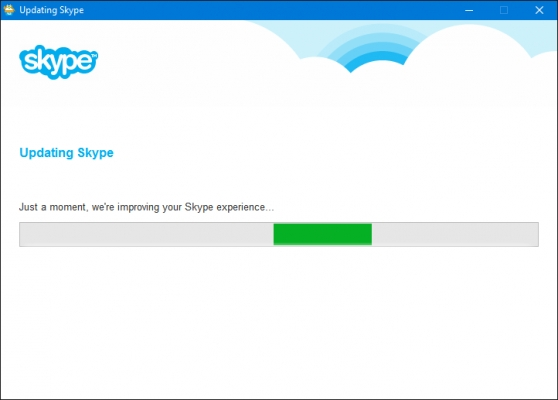 Как отключить автоматические обновления Skype
