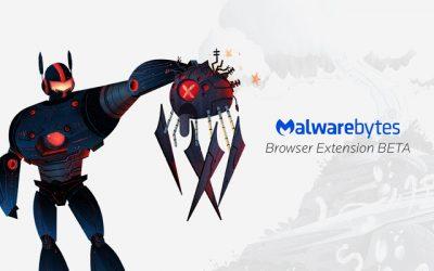 Новое расширение Malwarebytes для Chrome и Firefox для безопасной работы в Интернете