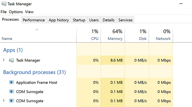 Как перезапустить Windows 10 без перезагрузки