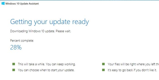 Как откатиться к предыдущему обновлению Windows 10 Creators