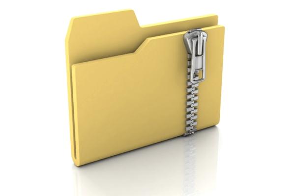 Как заархивировать файл или папку в Windows 10