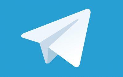 Как создать собственные стикеры в Telegram