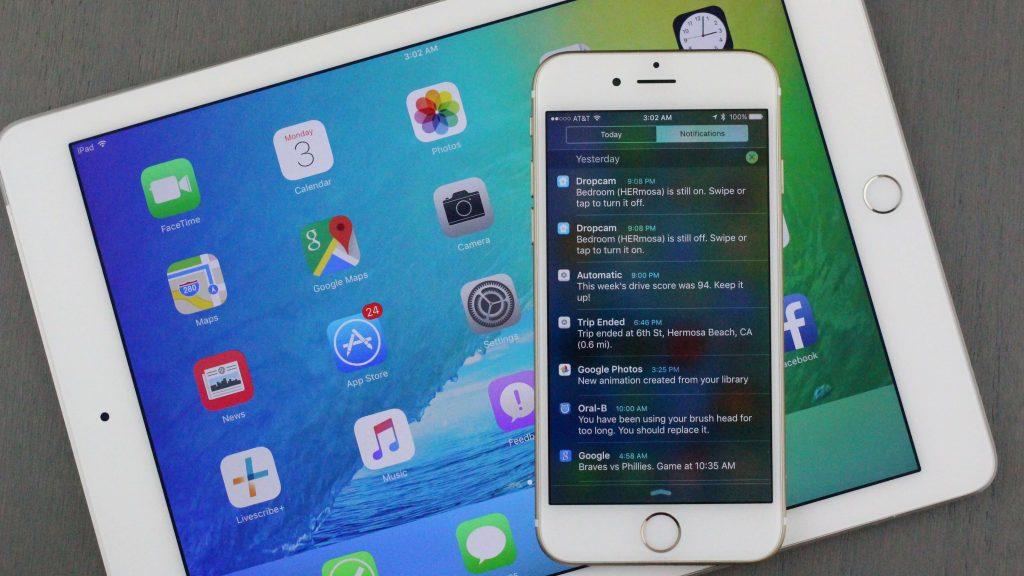 Приложения не работают должны образом с iOS 12