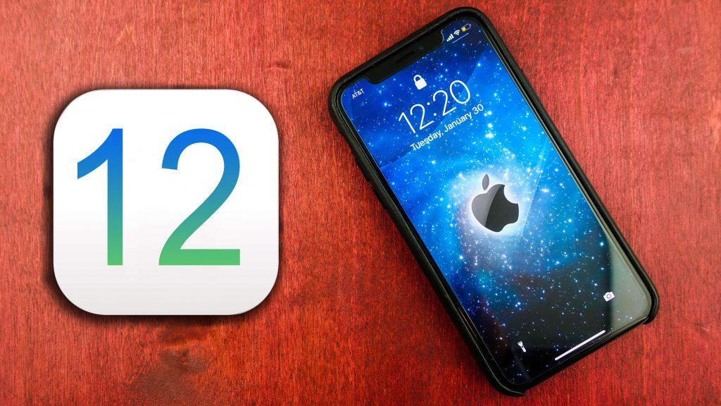 Устройство не обновляется до iOS 12