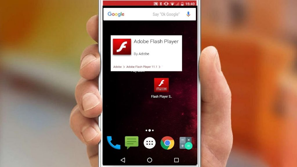 Как установить флеш плеер на Андроид?