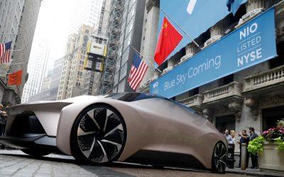 В 2018 году Китай является несомненным лидером на рынкетехнологическихIPOв США
