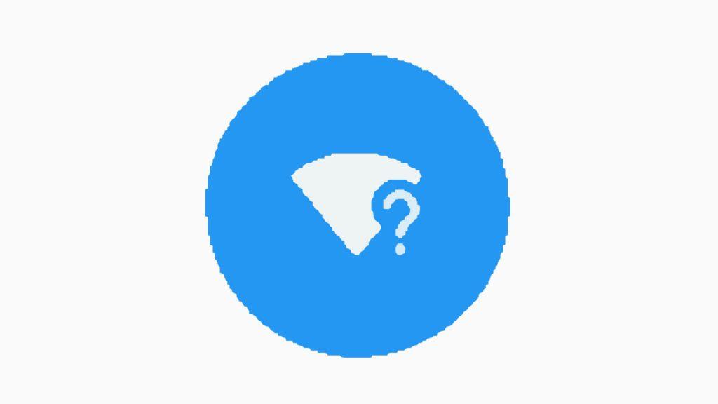 Не отправляйте конфиденциальные данные через общие сети Wi-Fi