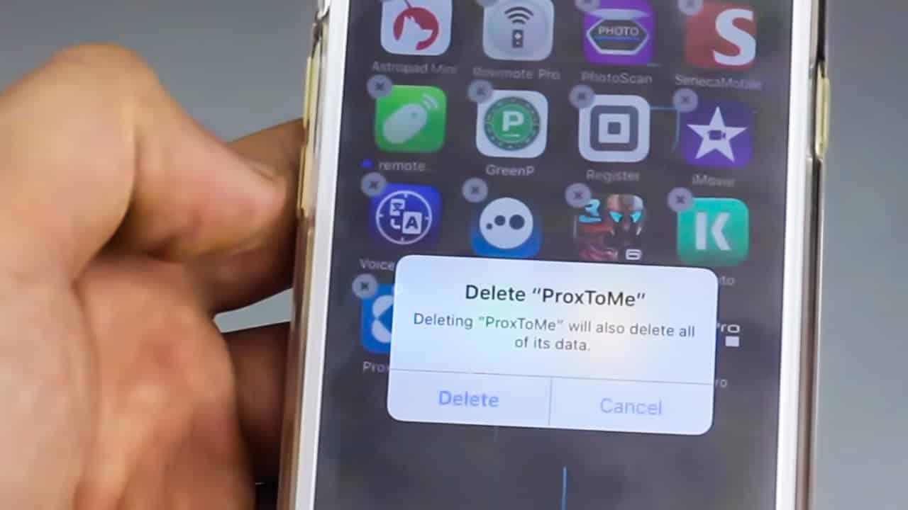 Приложения теперь могут следить за вами даже после того, как вы удалили их