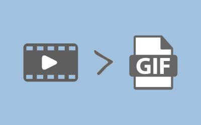 Как создавать gif