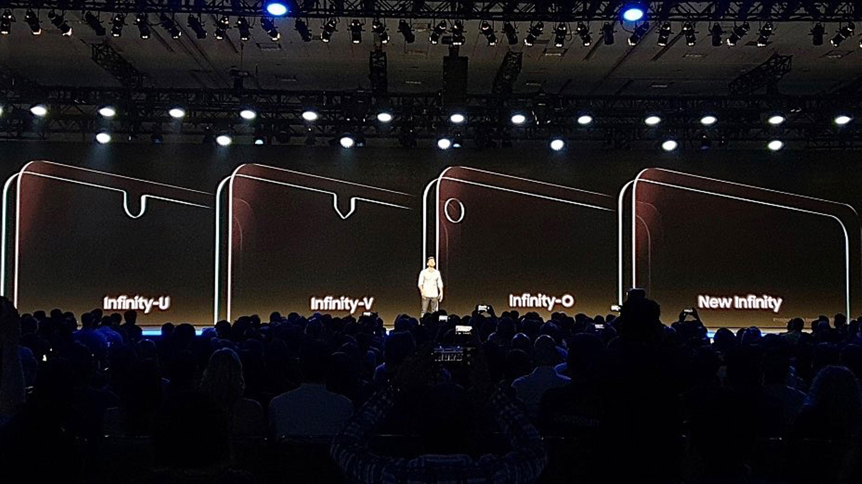 Новый флагманский смартфон серии Galaxy от Samsung может иметь 5G, шесть камер и ни одного выреза на экране