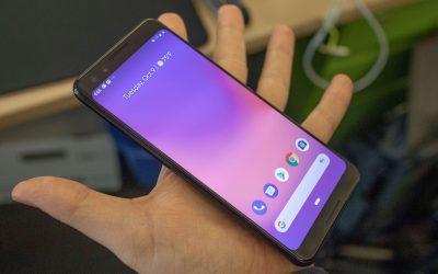 В коде Google обнаружили намек на два неанонсированных смартфона Pixel