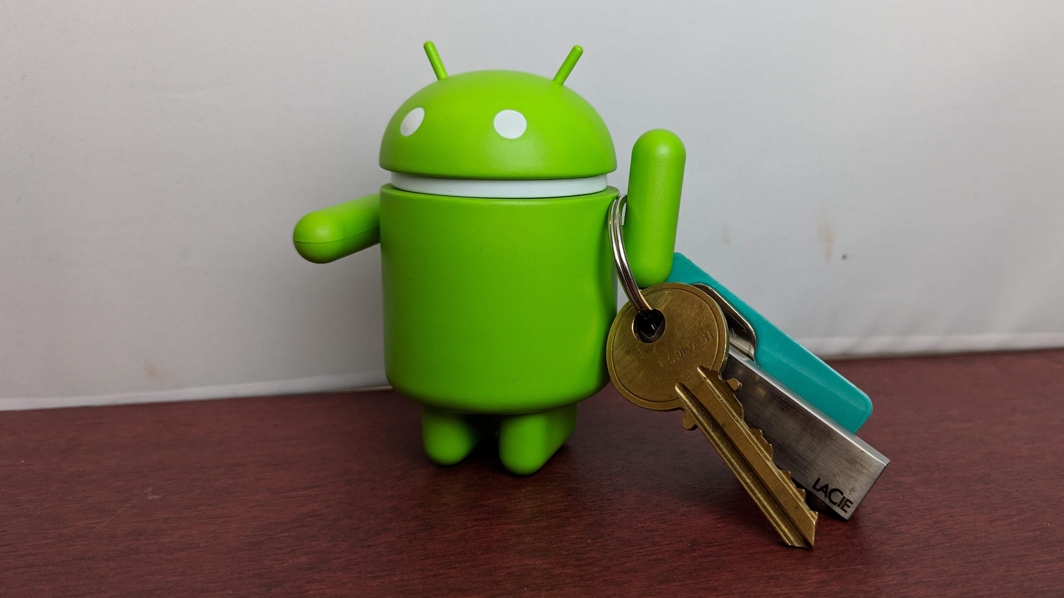 Andoid смартфон может быть не так хорошо защищен, как кажется