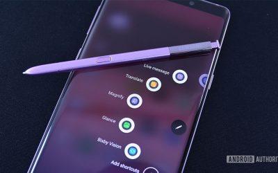 Samsung S-Pen – полное руководство
