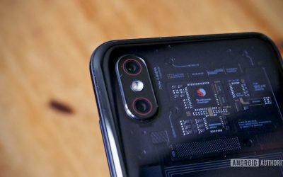 Xiaomi показала смартфон с 48-мегапиксельной камерой