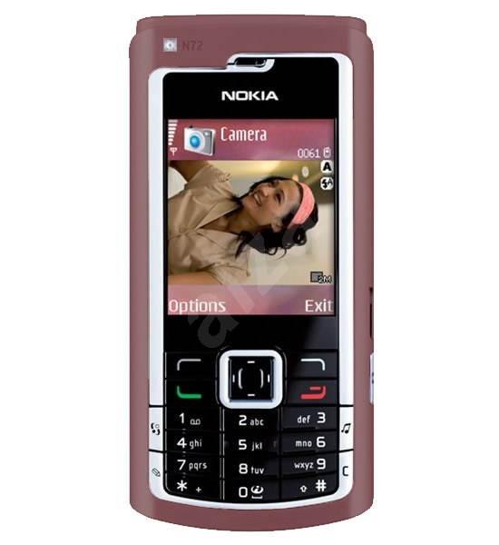 Работа с Nokia N72