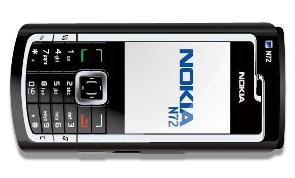Мультимедиа в Nokia N72