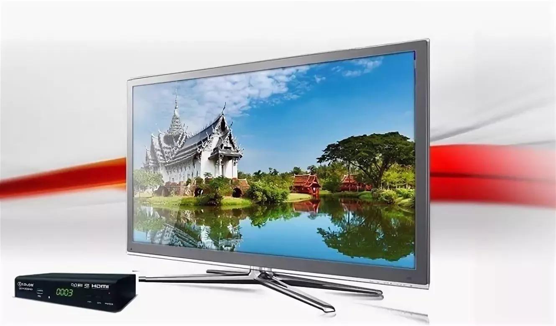 Спутниковое телевидение у себя в доме