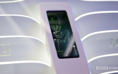 Первый взгляд на смартфон OnePlus 5G