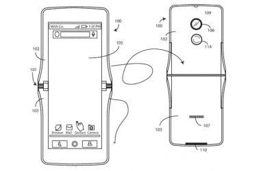 Вот как будет работать второй экран в складном телефоне от Motorola