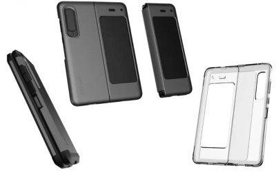 Чехлы для Samsung Galaxy Fold уже находятся в разработке