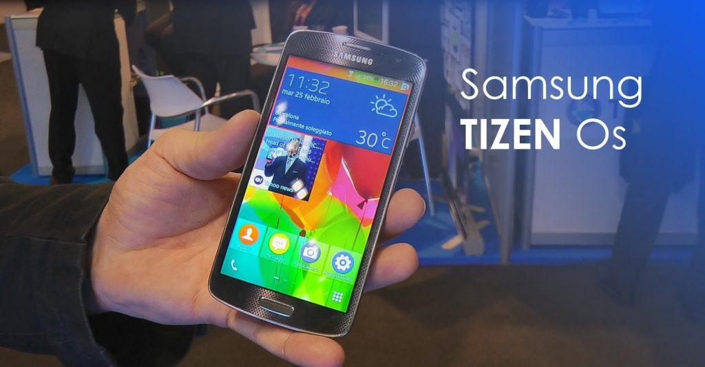 Отсутствие смартфонов от Tizen OS