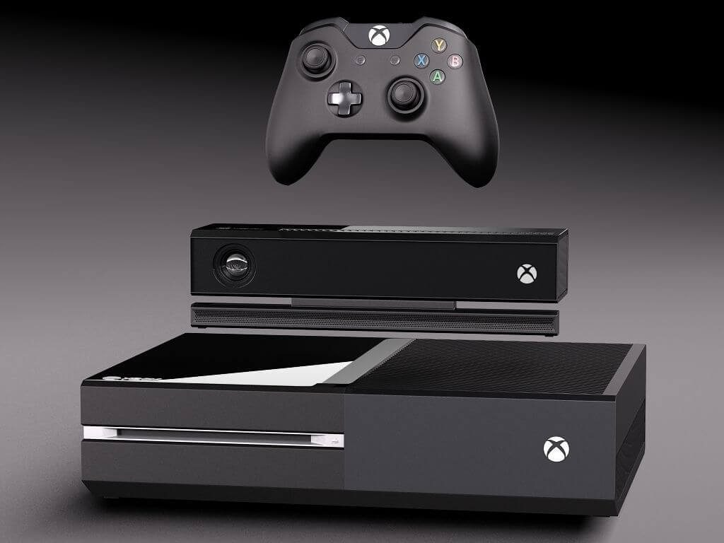 Kinect на консоли Xbox One