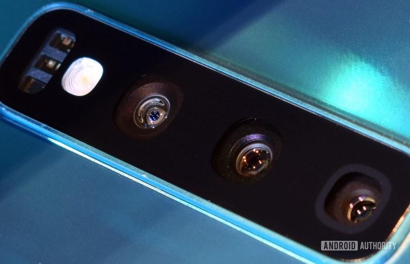 Мод Google Camera позволяет переключать диафрагму на флагманах Samsung