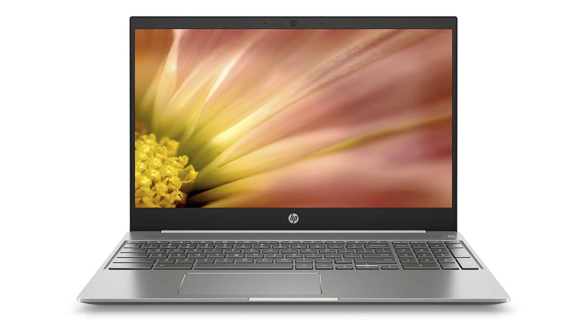 HP анонсировали первый 15-дюймовый Chromebook с подсветкой клавиш и цифровой клавиатурой