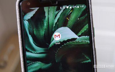 Gmail наконец-то получил первый намек на будущую темную тему