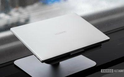 Первая крупная жертва запрета Huawei в США - новый MateBook