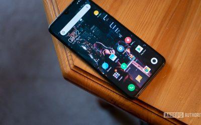 MIUI beta позволяет вам крутить телефон, чтобы запускать приложения