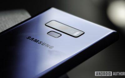 Первый взгляд на Samsung Galaxy Note 10 Plus (не Pro)