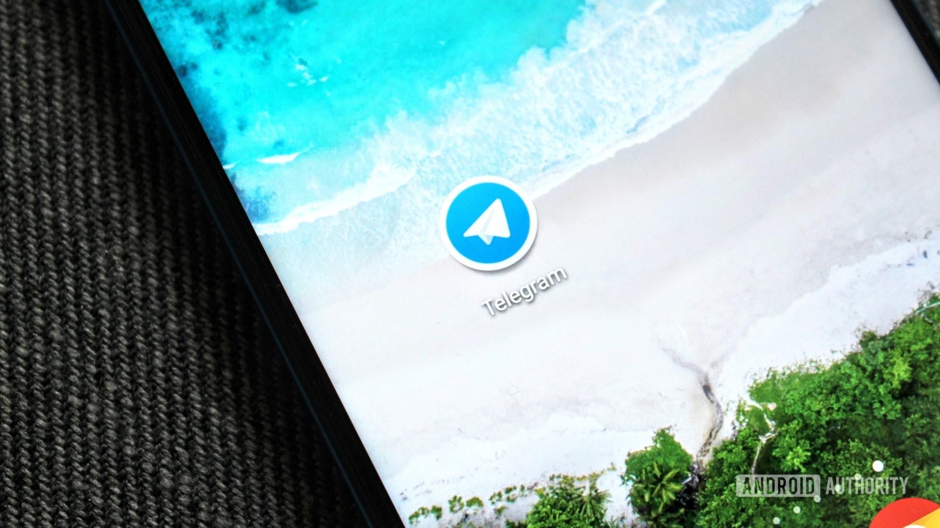 Новое обновление Telegram делает обмен контактами еще легче