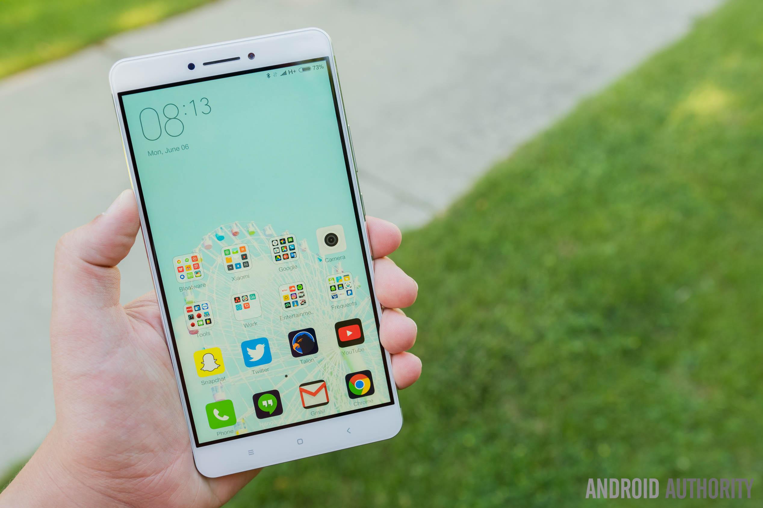 Xiaomi заявили, что в этом году не будет новых Mi Note и Mi Max