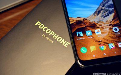 Приобрели Pocophone F1 с проблемным экраном? Xiaomi хотят протестировать ваше устройство