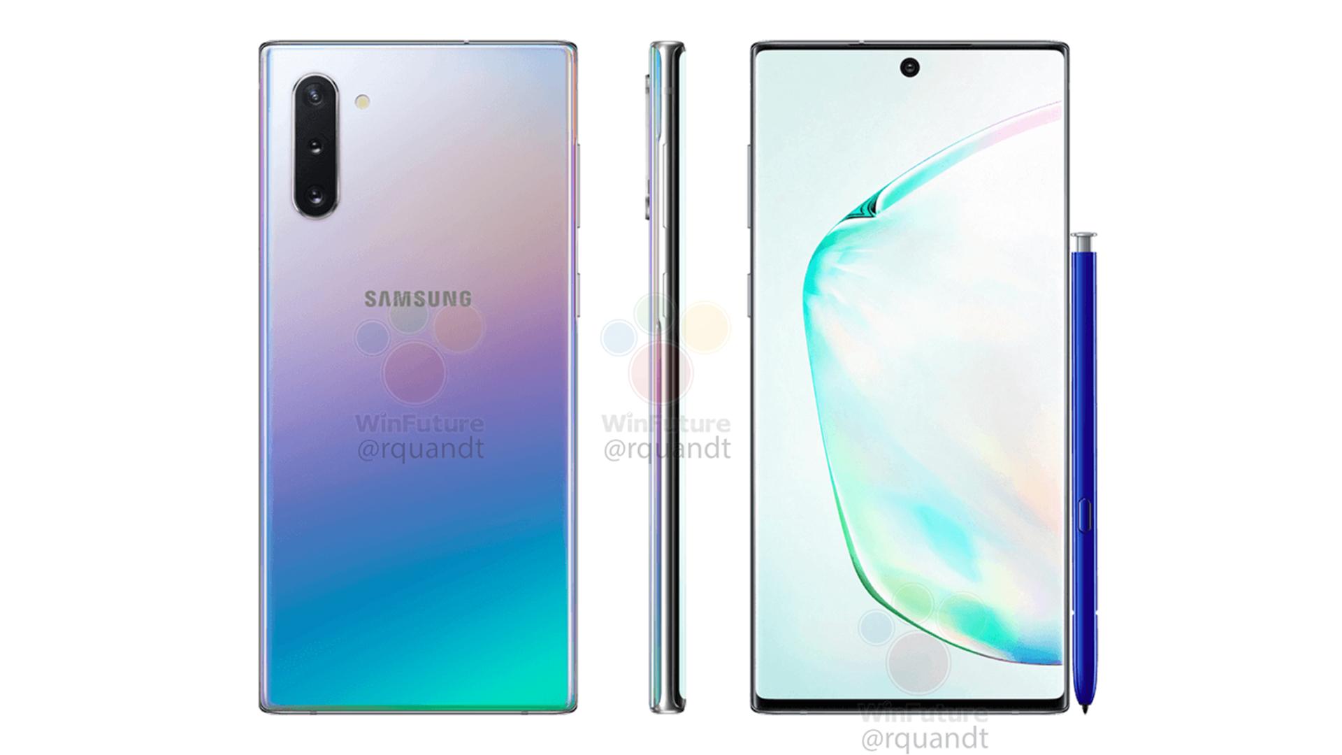 Выход Samsung Galaxy Note 10 может быть отложен из-за торгового конфликта