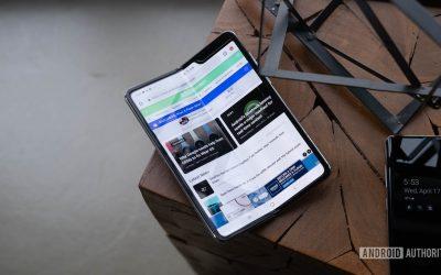 Когда стоит ожидать выход Samsung Galaxy Fold