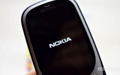 Первый взгляд на кнопочный телефон от Nokia на платформе Android