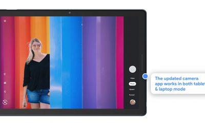 Google зачем-то добавили портретный режим в Chrome OS