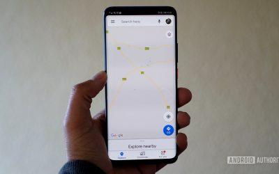 В ближайшее время Huawei представят собственную альтернативу Google Maps